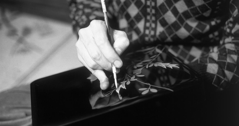伝統工芸:越前漆器